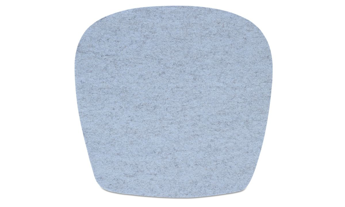 Seat cushions - Morgan seat cushion - Blue - Fabric