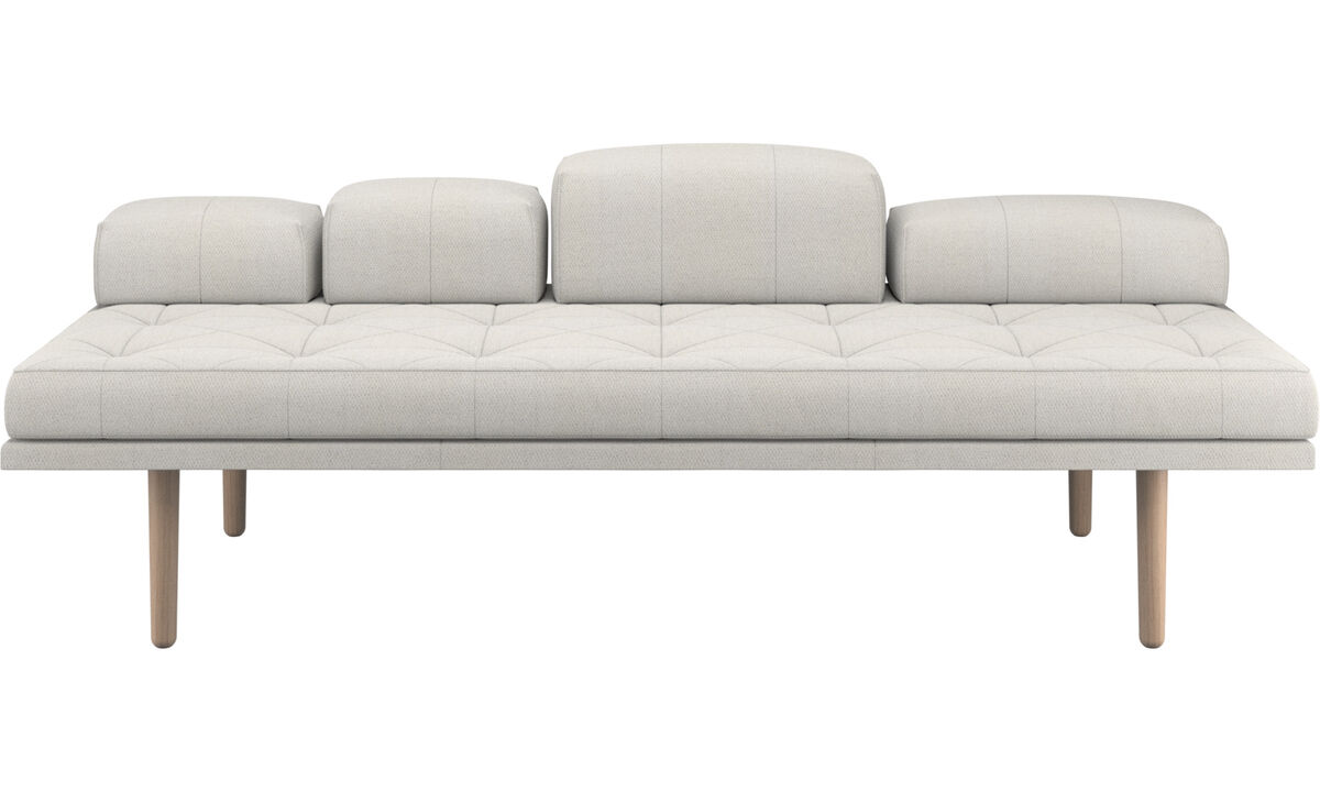 Daybeds - fusion daybed - Hvid - Stof