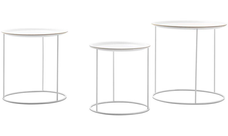 coffee tables cartagena nest of tables boconcept. Black Bedroom Furniture Sets. Home Design Ideas