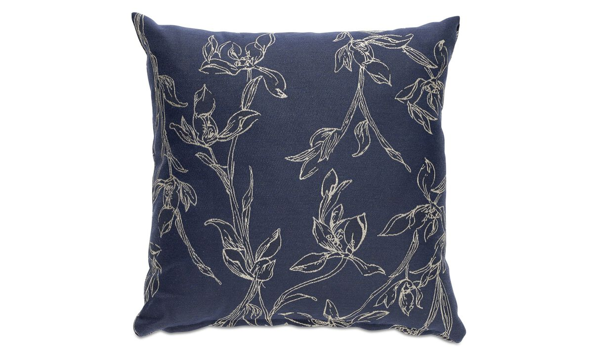 New designs - Mezzanotte cushion - Fabric