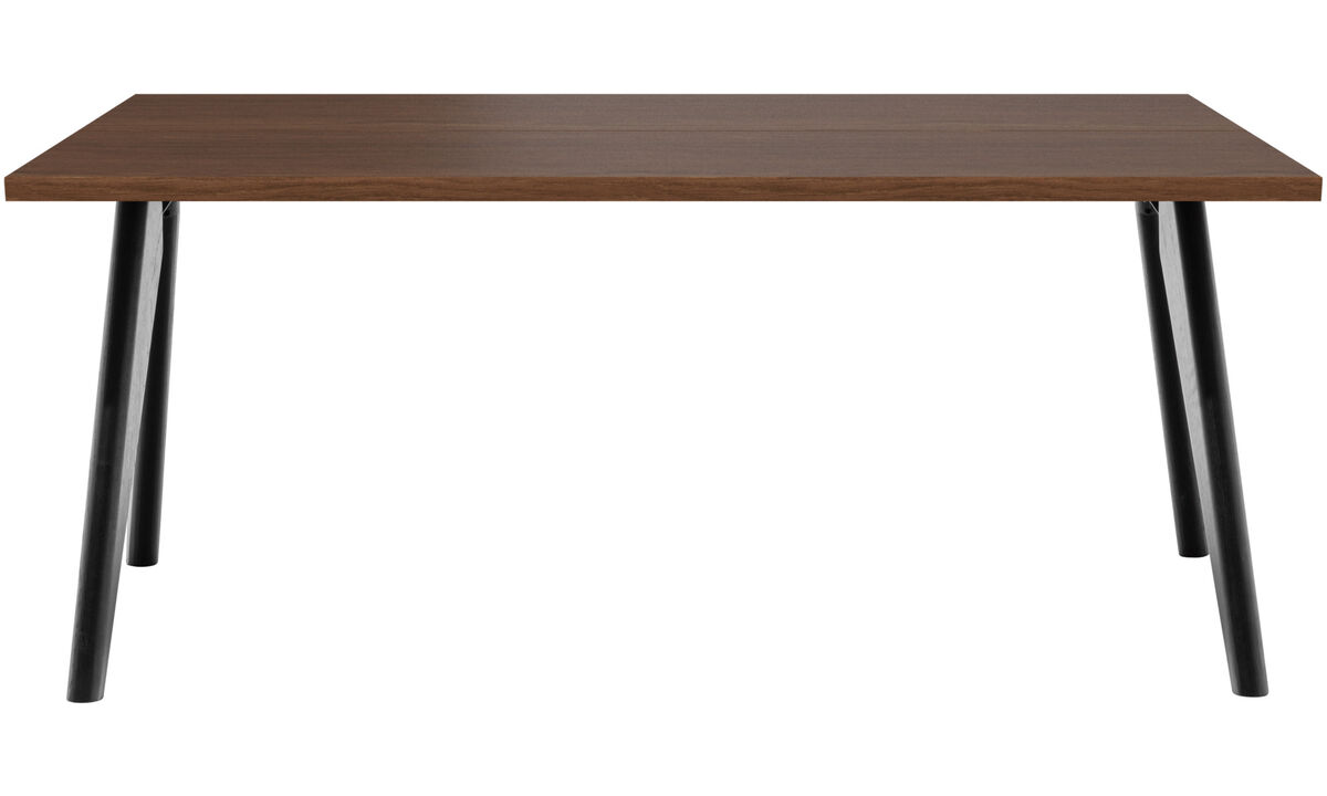 Dining tables - Vancouver dining table - rectangular - Brown