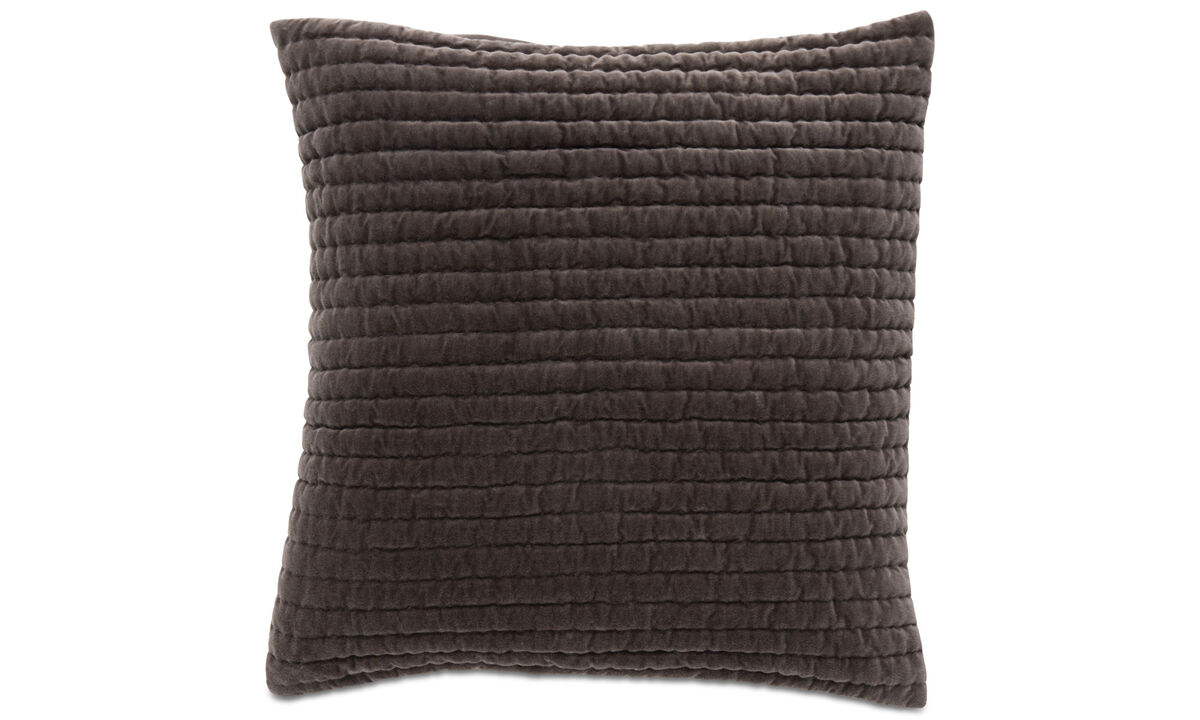 Cushions - Hibernate cushion - Gray - Fabric