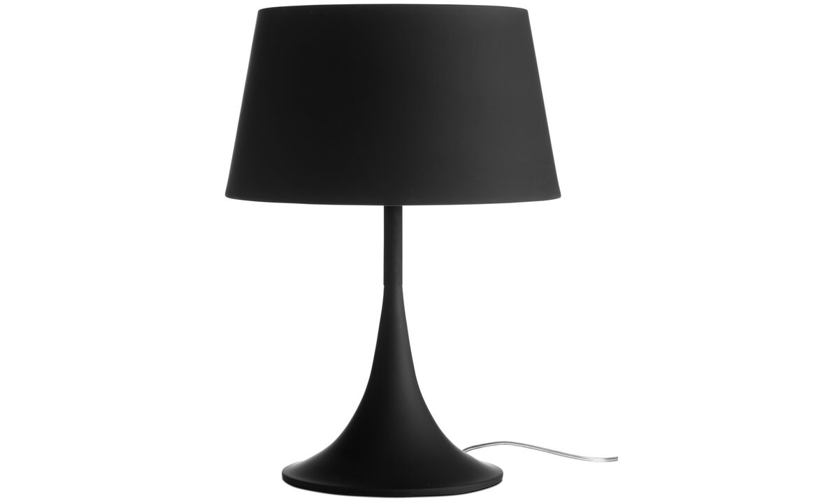 Lamps - Mix table lamp - Black - Metal