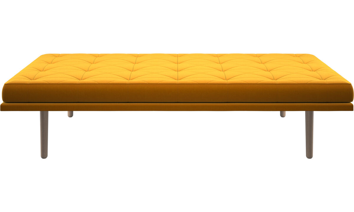 Daybeds - fusion day bed - Orange - Fabric
