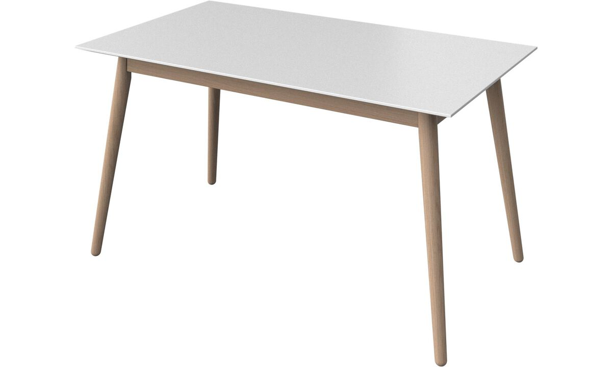 Dining tables - Milano table - square - White