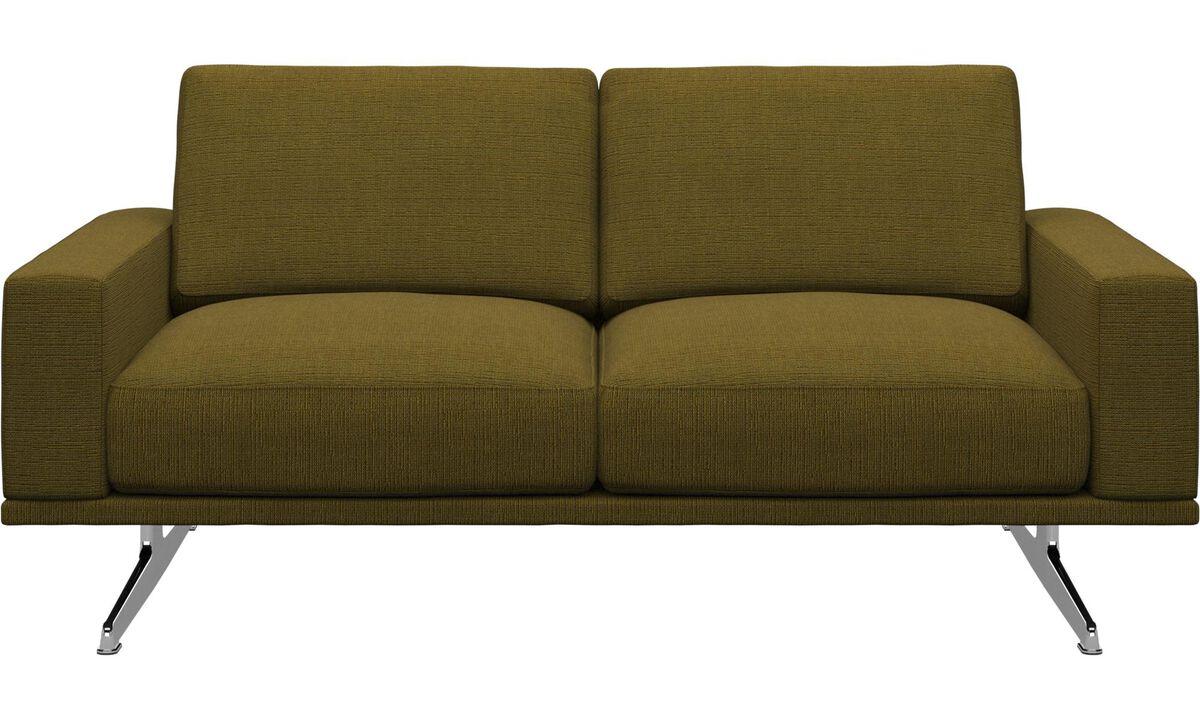 Sofas - Carlton sofa - Yellow - Fabric