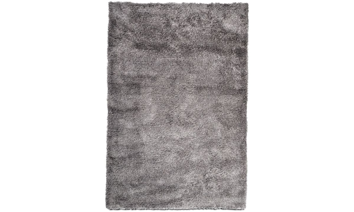 Tapis rectangulaires - Tapis Twilight - rectangulaire - Gris - Tissu