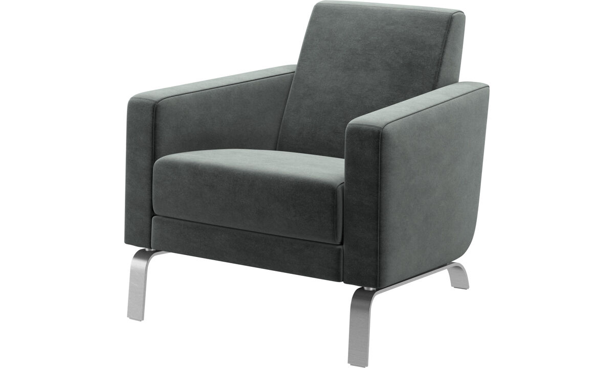 休闲椅 - Fly椅 - 绿色 - 布艺