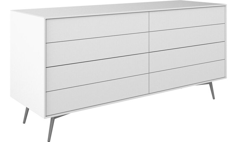 Chests of drawers fermo chest boconcept for Meuble boconcept