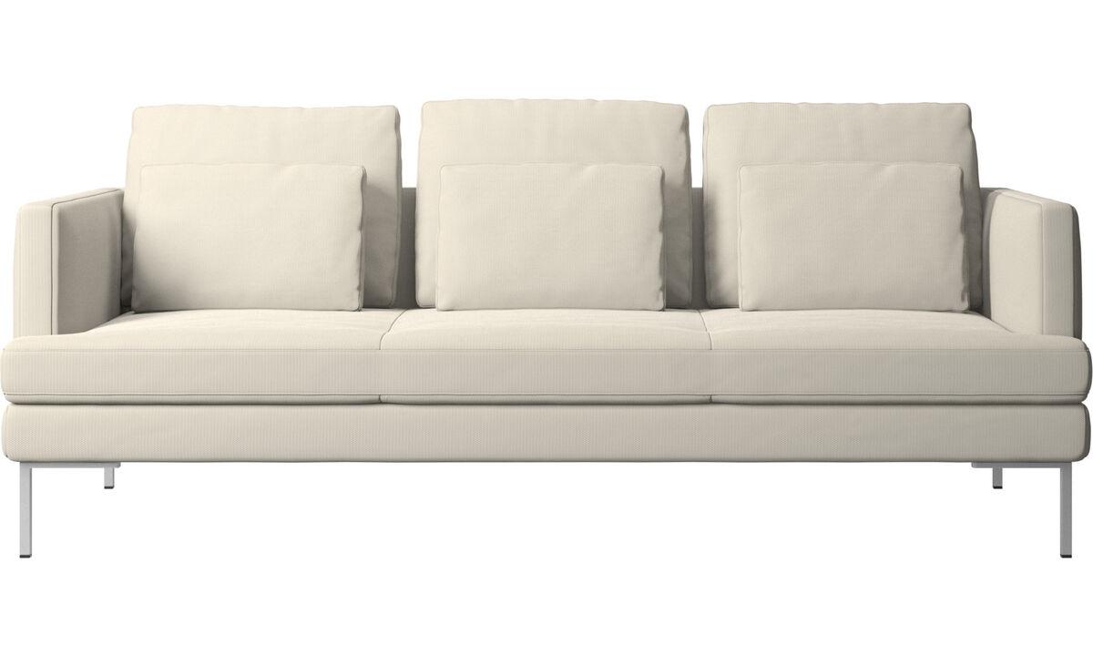 hochwertiges designer 3 sitzer sofa online kaufen boconcept. Black Bedroom Furniture Sets. Home Design Ideas