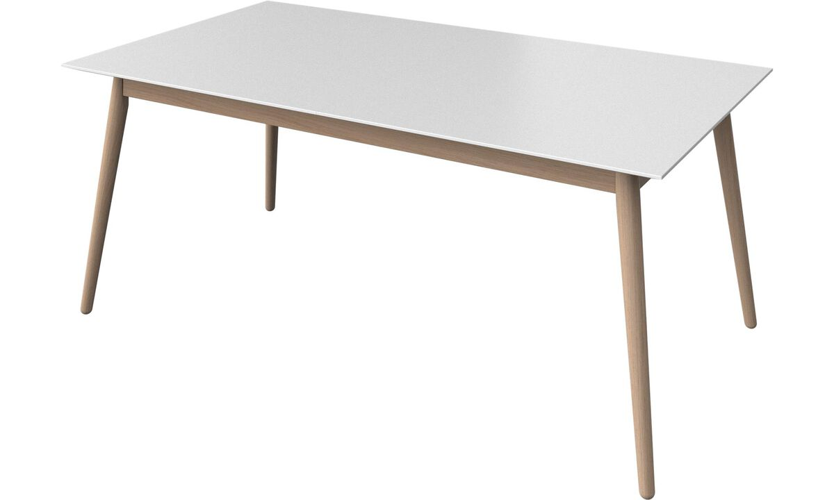 table Milano avec allonge(s)