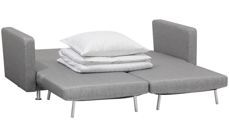 Sofa beds melo 2 sofa with reclining and sleeping for Concept beds