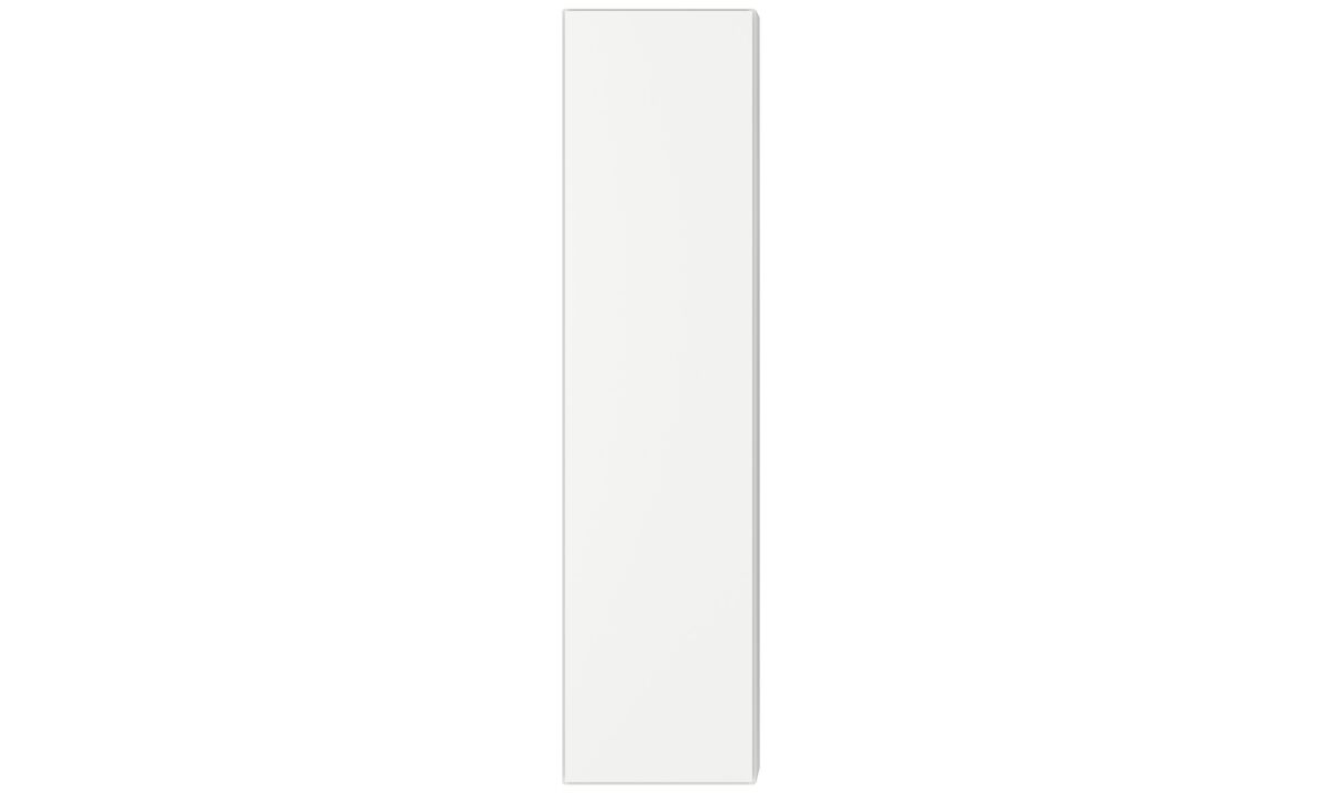 Wall systems - Lugano wall mounted cabinet - White - Lacquered
