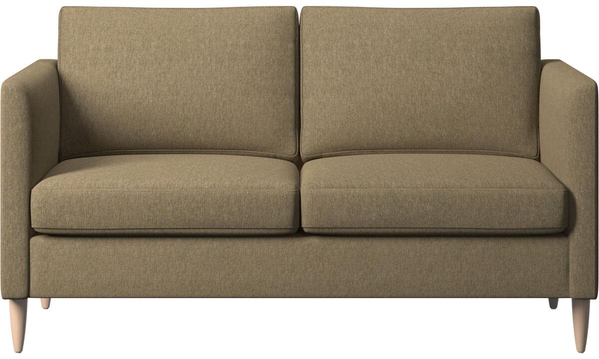 2 seater sofas - Indivi sofa - Green - Fabric