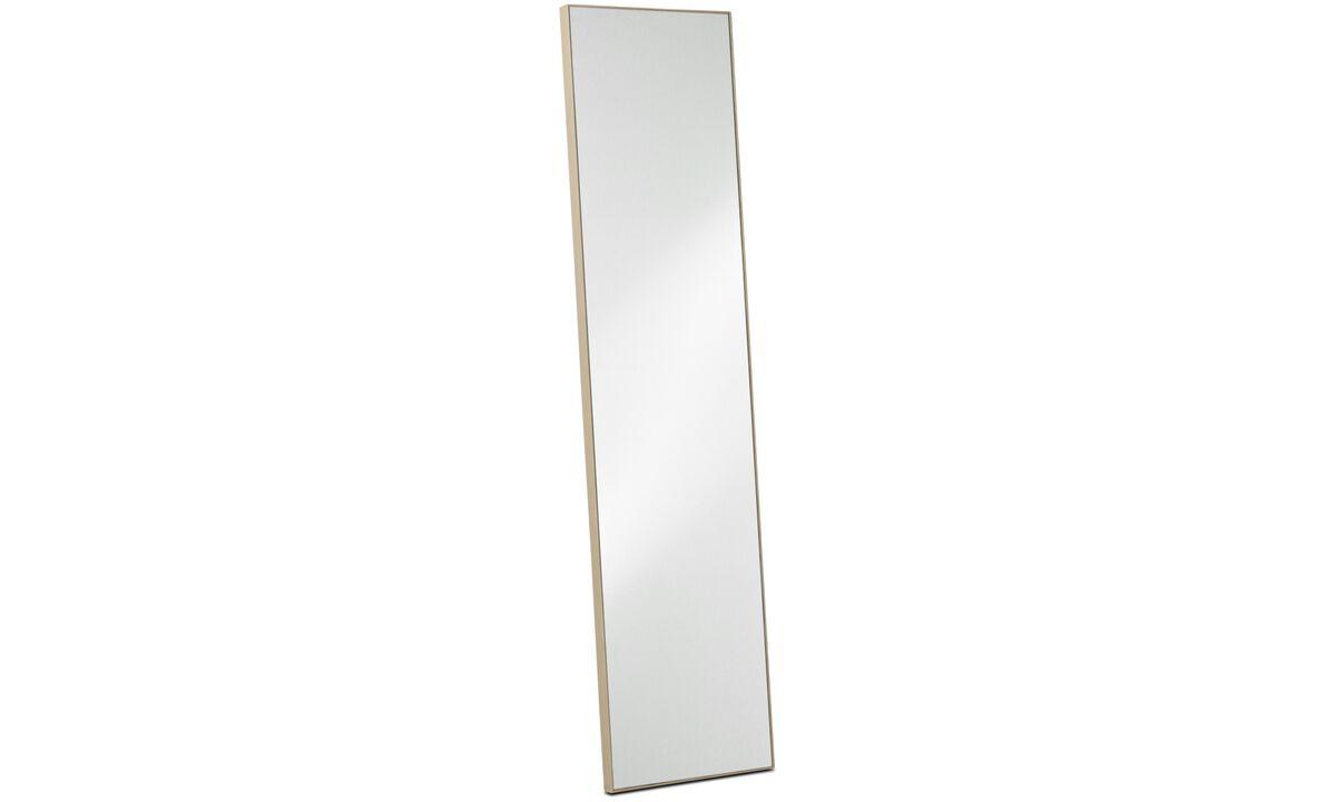 Espelhos - Espelho Medina - Marrom - Vidro