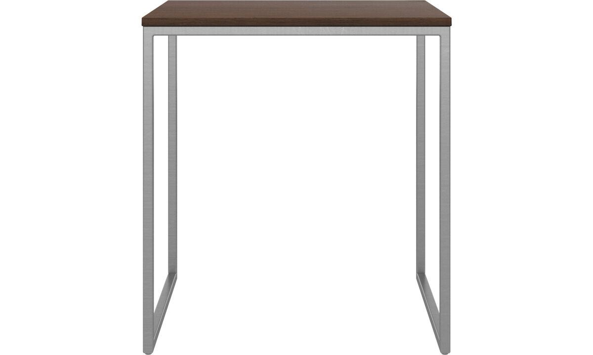 Coffee tables - Lugo coffee table - square - Brown - Walnut