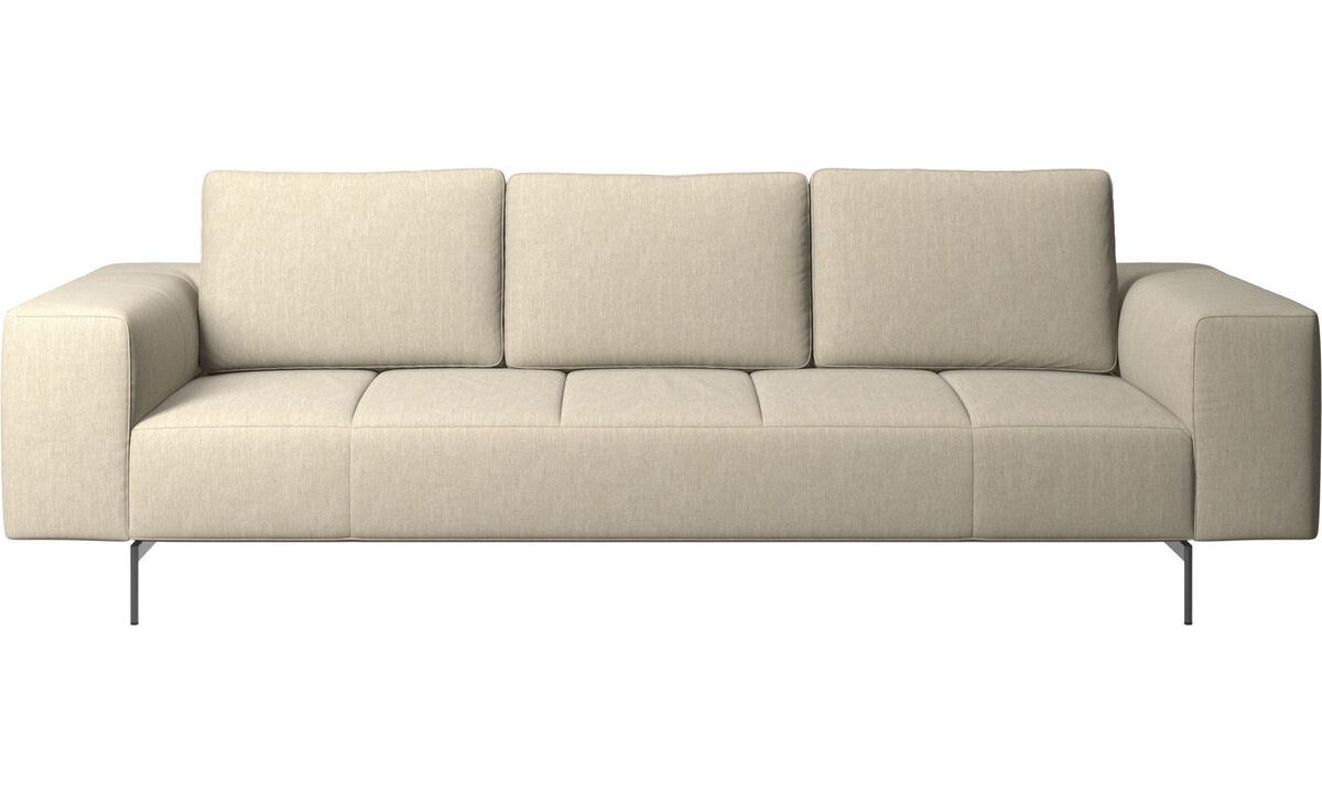 Modular sofas - Divano Amsterdam - Marrone - Tessuto