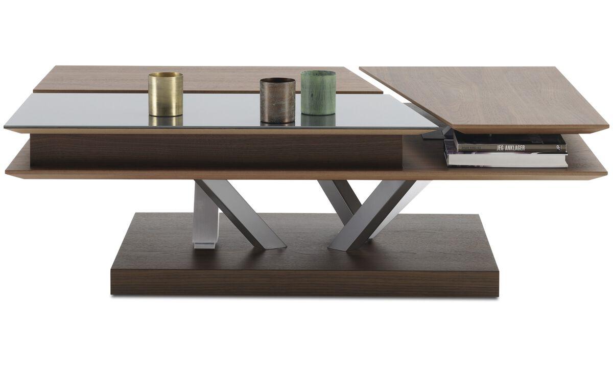couchtische barcelona funktionaler couchtisch mit ablage. Black Bedroom Furniture Sets. Home Design Ideas