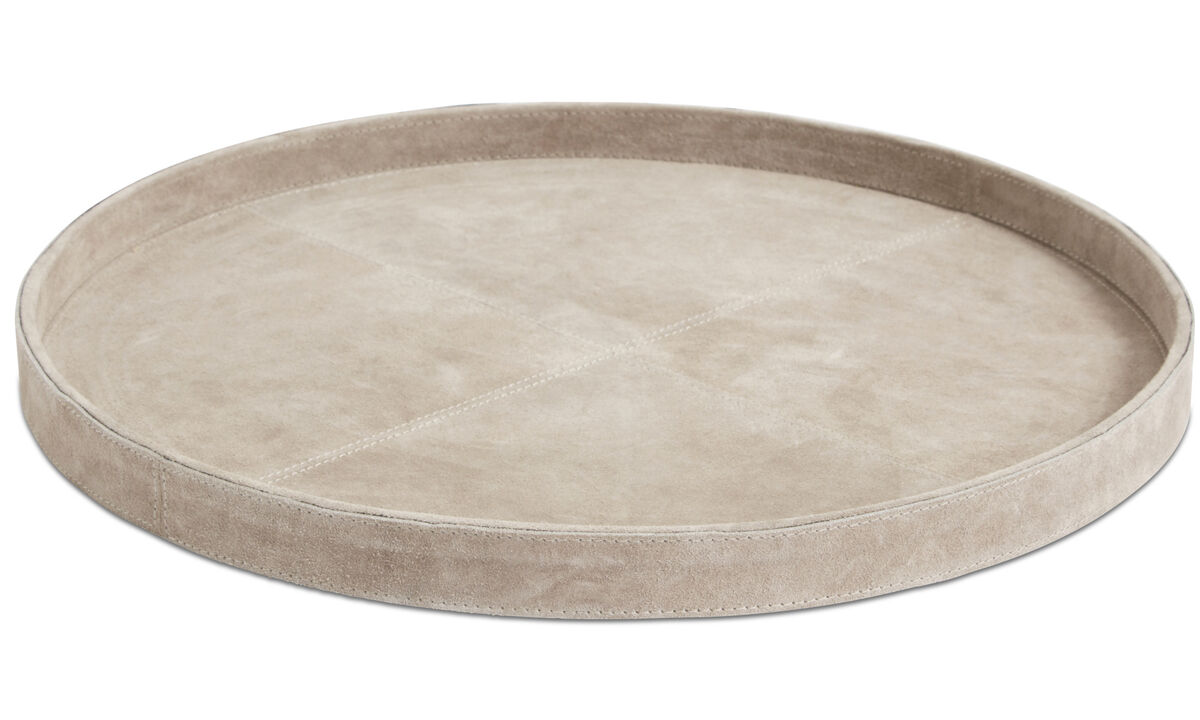 Decoration - Cater tray - Beige - Cardboard