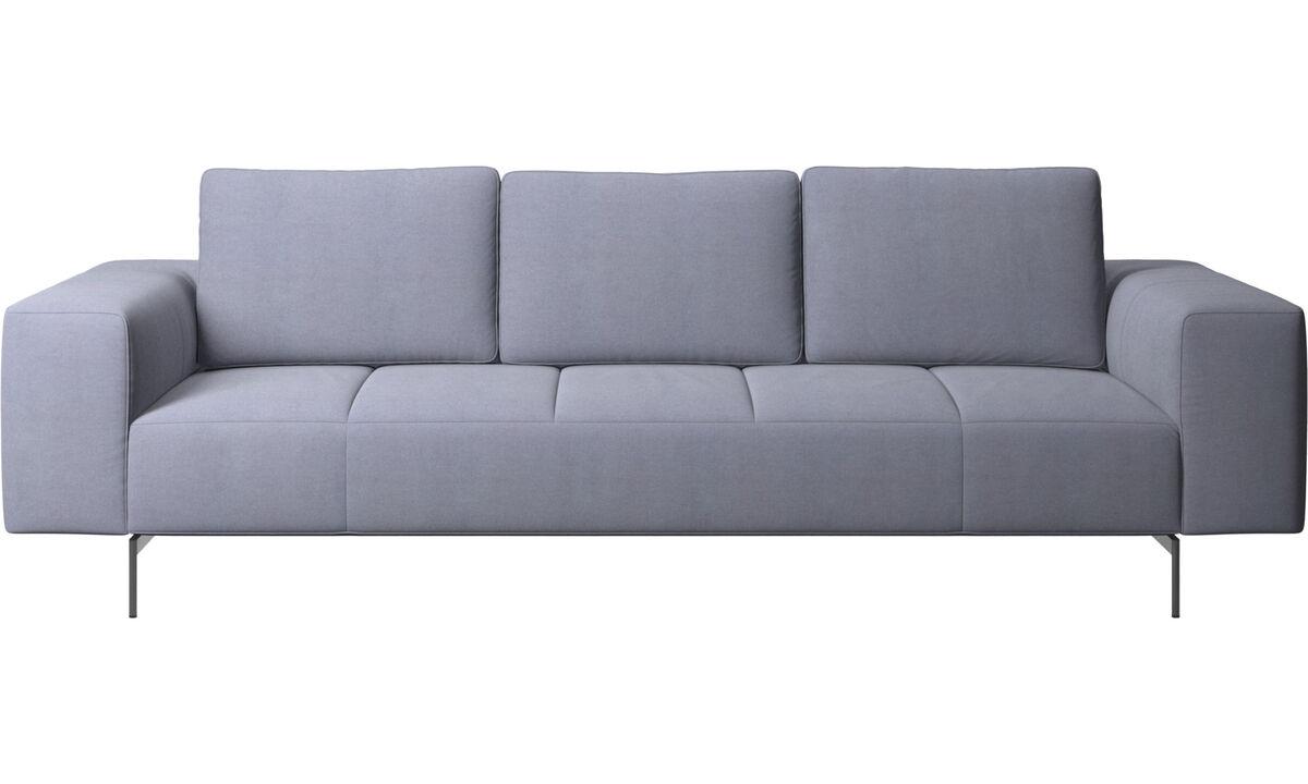 Modular sofas - Amsterdam sofa - Blue - Fabric