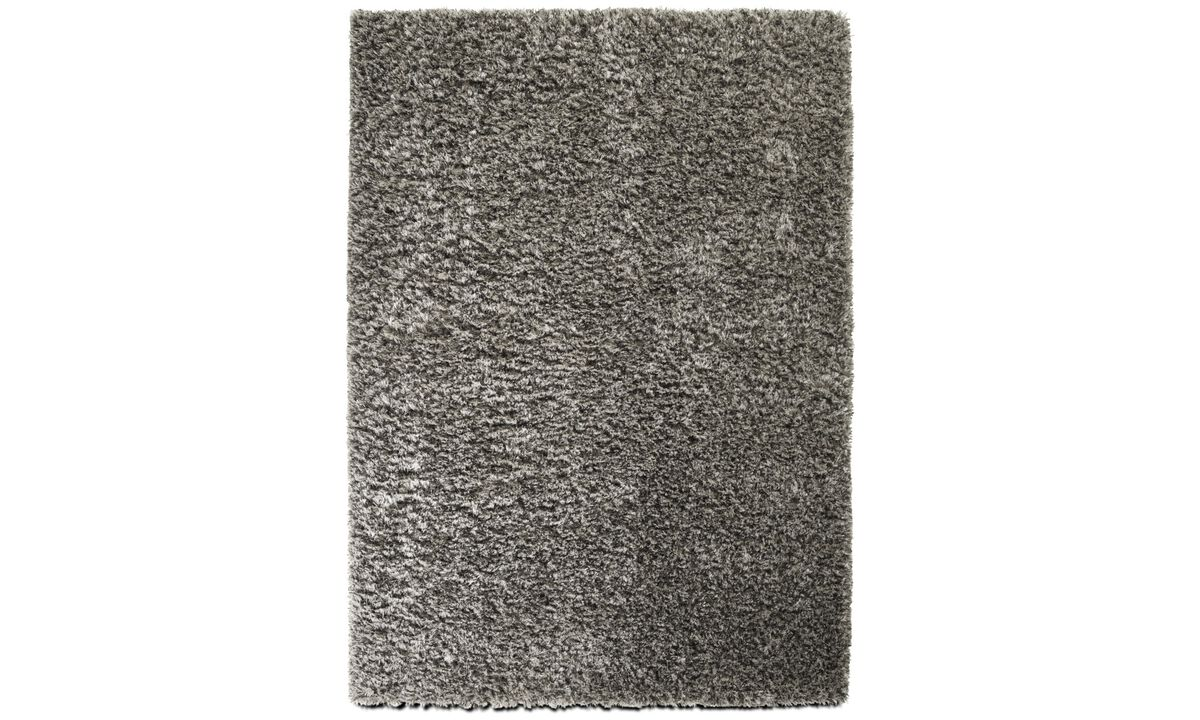 Tepper - Cabana rug - rectangular - Grå - Tekstil
