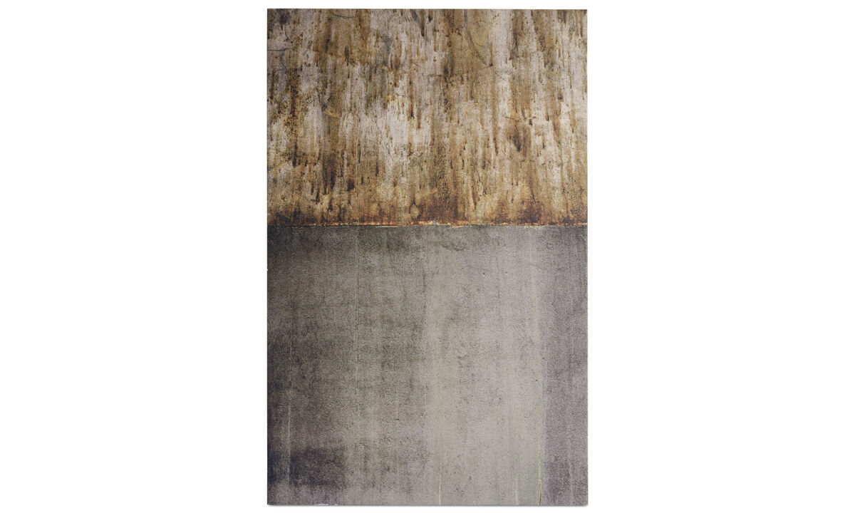 Paintings - Magic light 3 Concrete art - Grey - Concrete