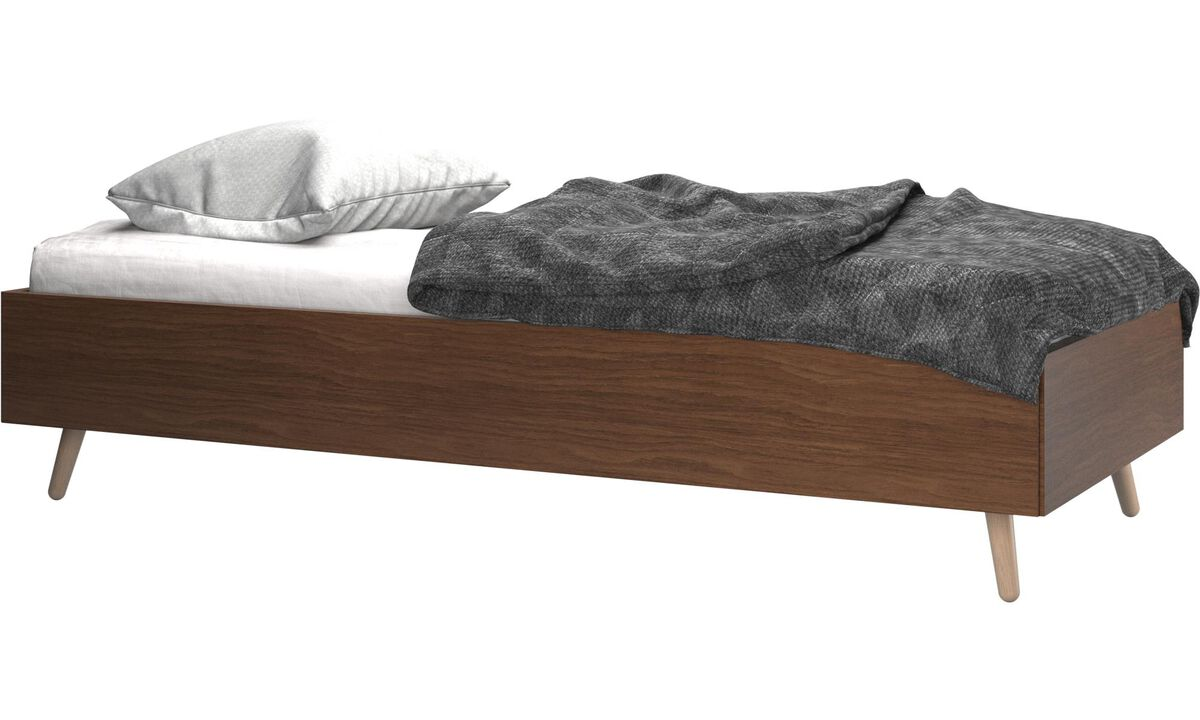 New designs - Lugano bed, excl. slats and mattress