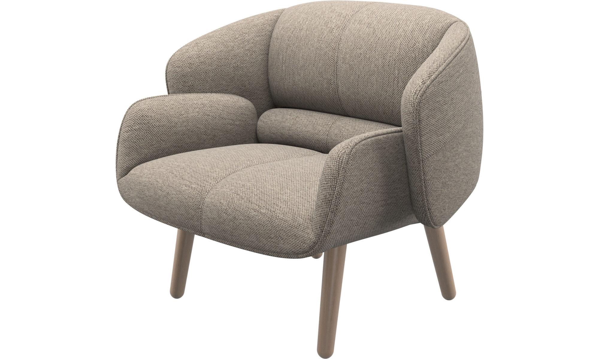 Bon Armchairs   Fusion Chair   Beige   Fabric