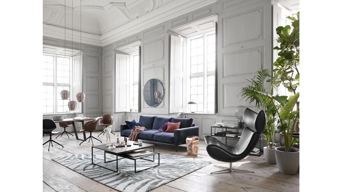 2 5 seater sofas carlton sofa boconcept. Black Bedroom Furniture Sets. Home Design Ideas