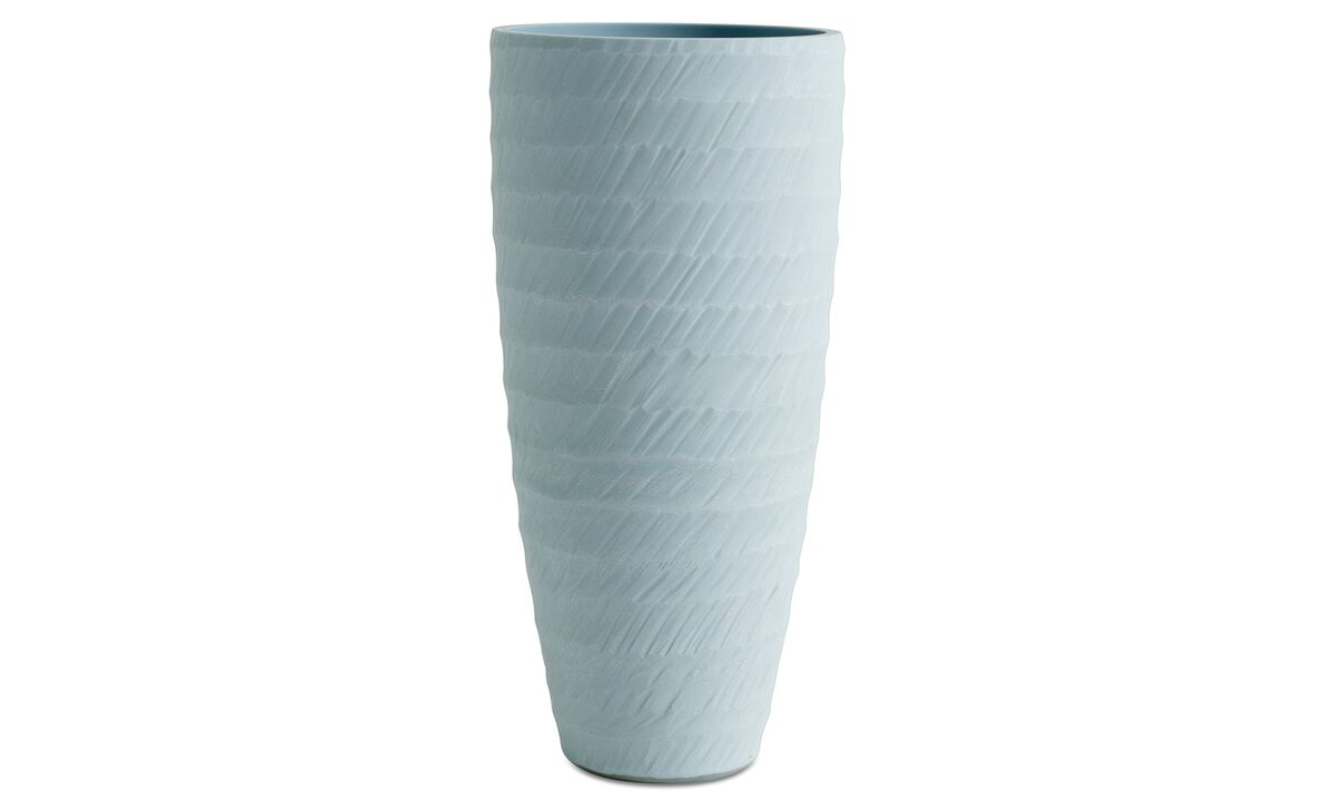 Vases - Water Vase - Blue - Glass