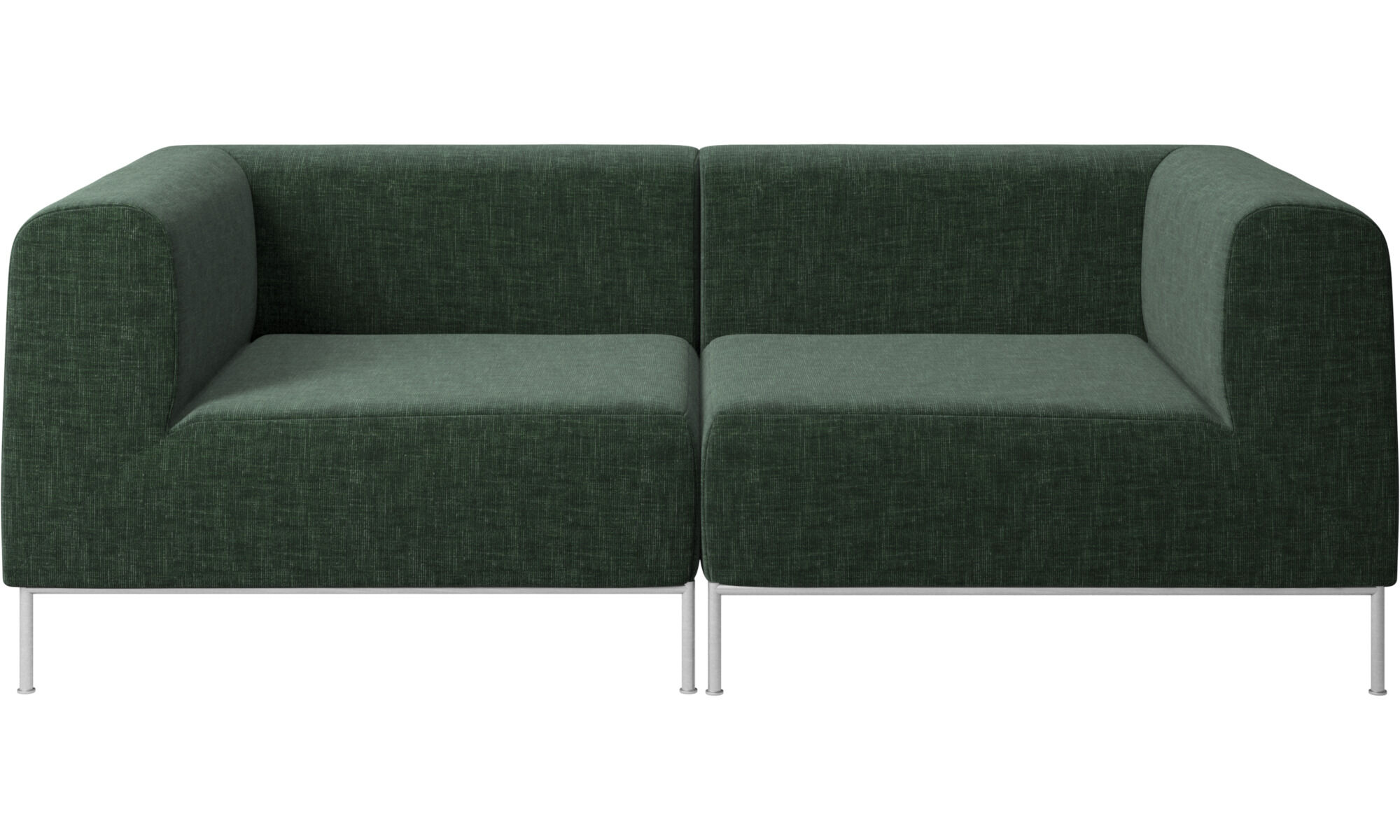 Modular Sofas   Miami Sofa   Green   Fabric ...