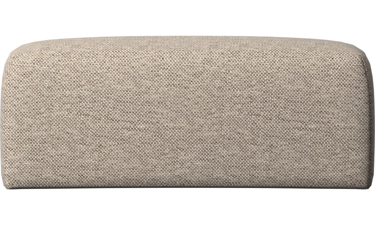 Аксессуары для мебели - подушка для спины Atlanta - Бежевого цвета - Tкань