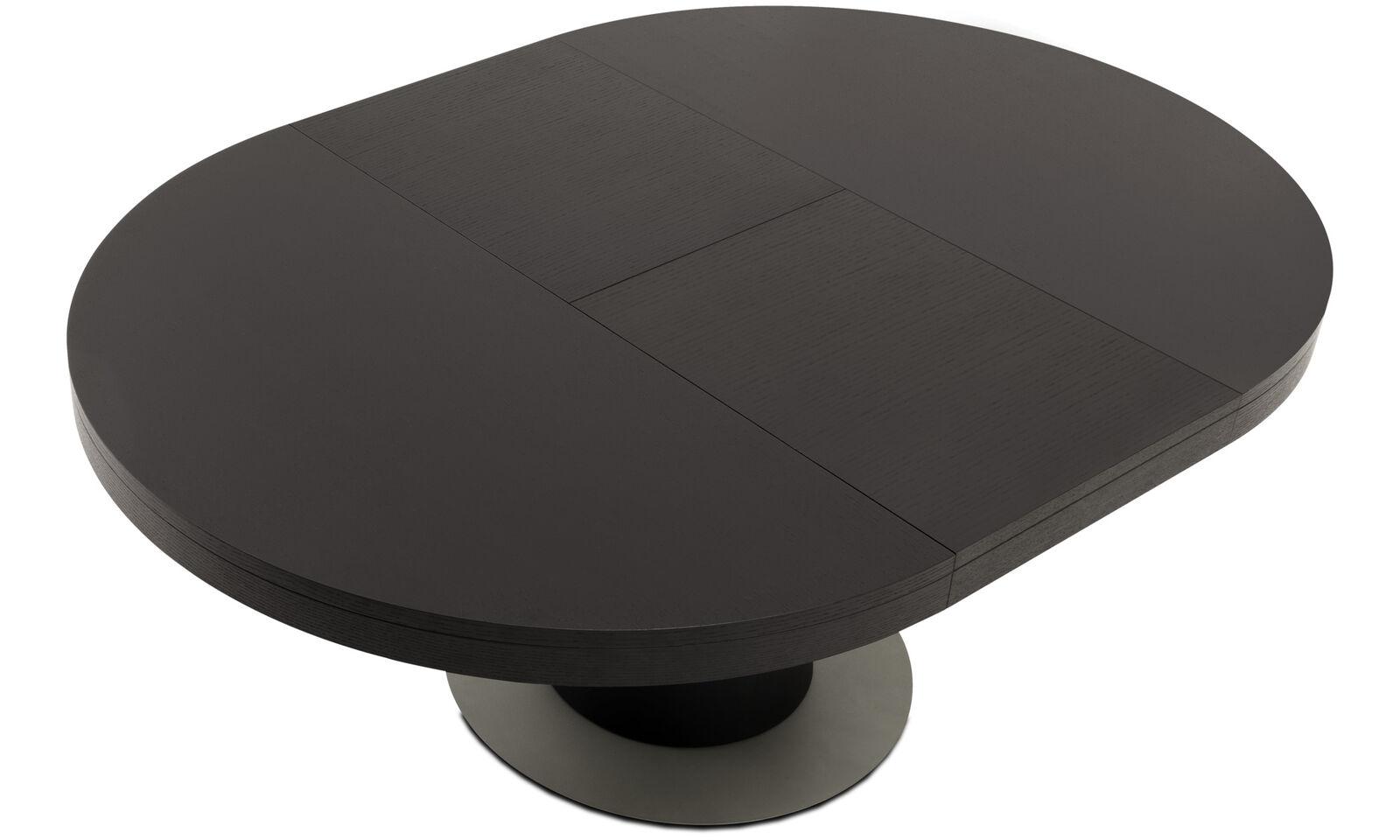 ダイニングテーブル ボーコンセプト 円形 エクステンション