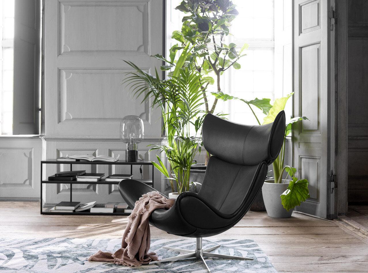 Designs by Henrik Pedersen - Imola footstool