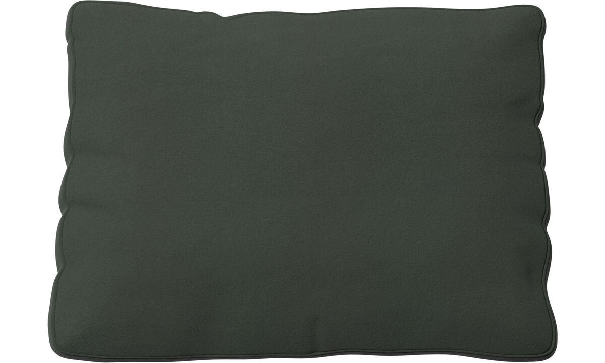 Furniture accessories - Miami cushion - Green - Fabric