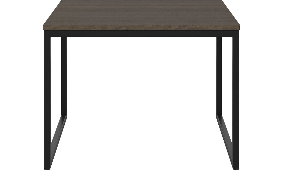 Coffee tables - Lugo tavolino - rettangolare - Marrone - Rovere