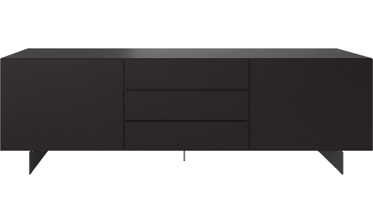 modern sideboards contemporary design from boconcept. Black Bedroom Furniture Sets. Home Design Ideas