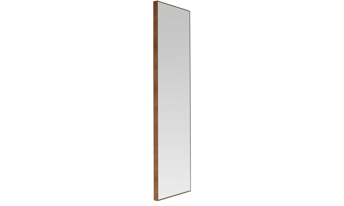 Mirrors - Medina mirror - Orange - Oak