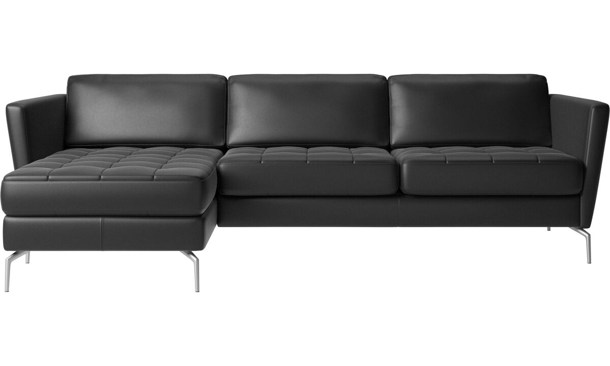 modern chaise longue sofas contemporary design from boconcept. Black Bedroom Furniture Sets. Home Design Ideas