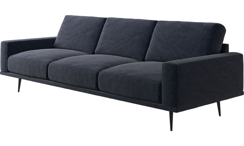 3 seater sofas carlton sofa boconcept. Black Bedroom Furniture Sets. Home Design Ideas