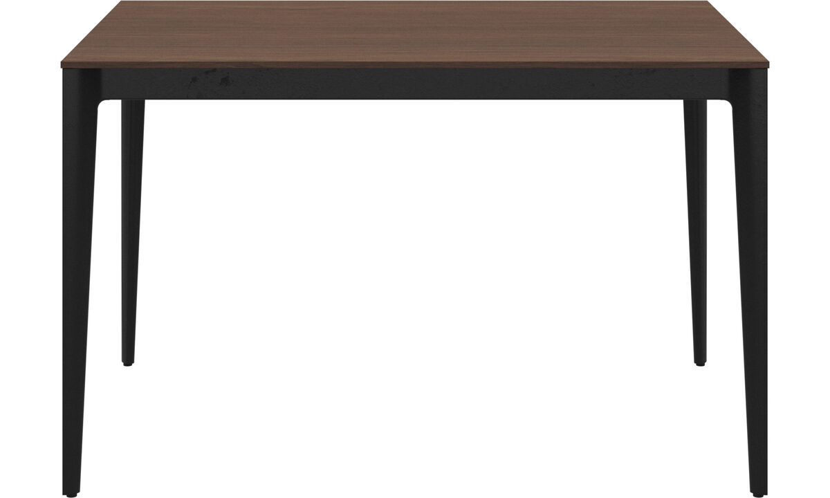 Dining tables - Torino table - rectangular - Brown - Walnut