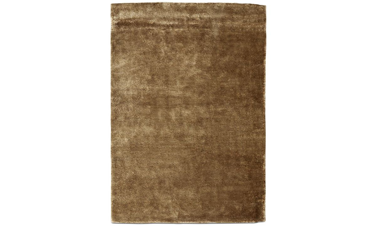 Rectangular rugs - Elegance rug - rectangular - Green - Fabric