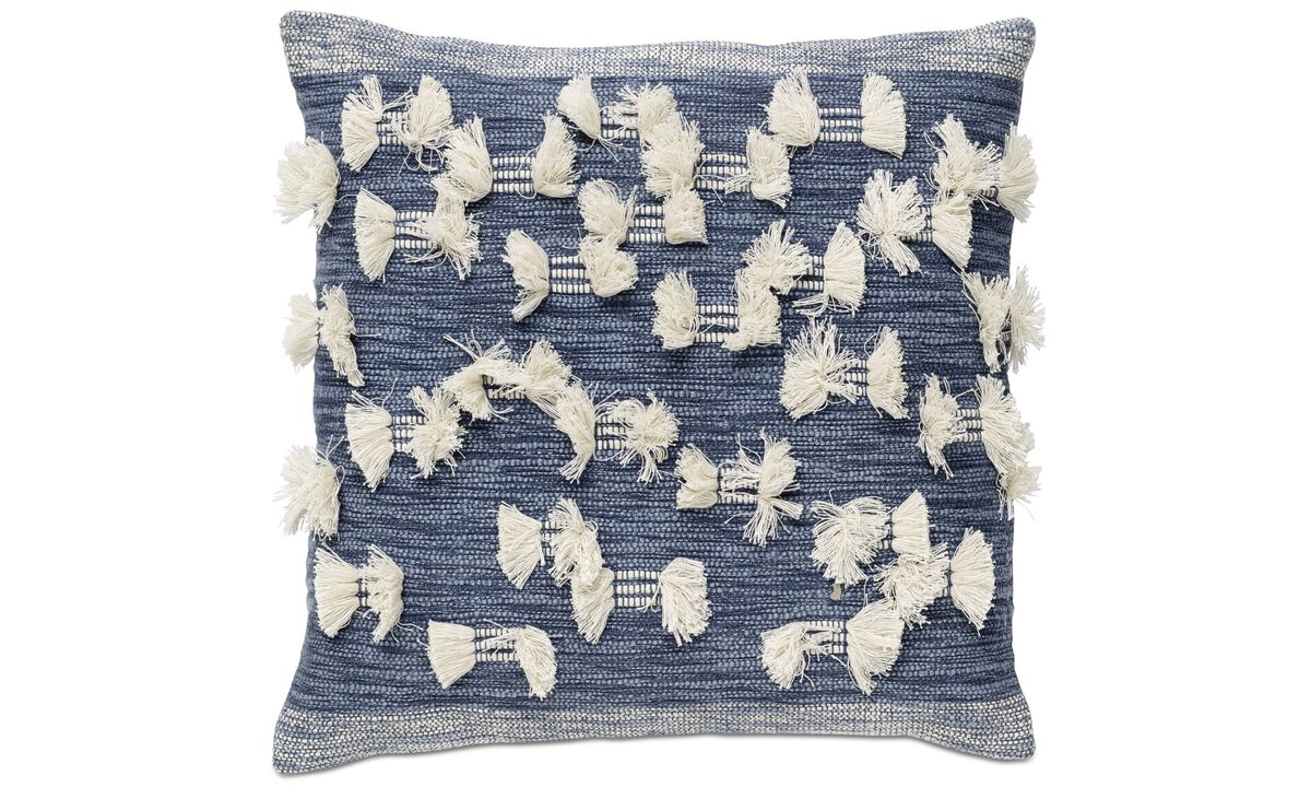 Cushions - Fringes cushion - Fabric