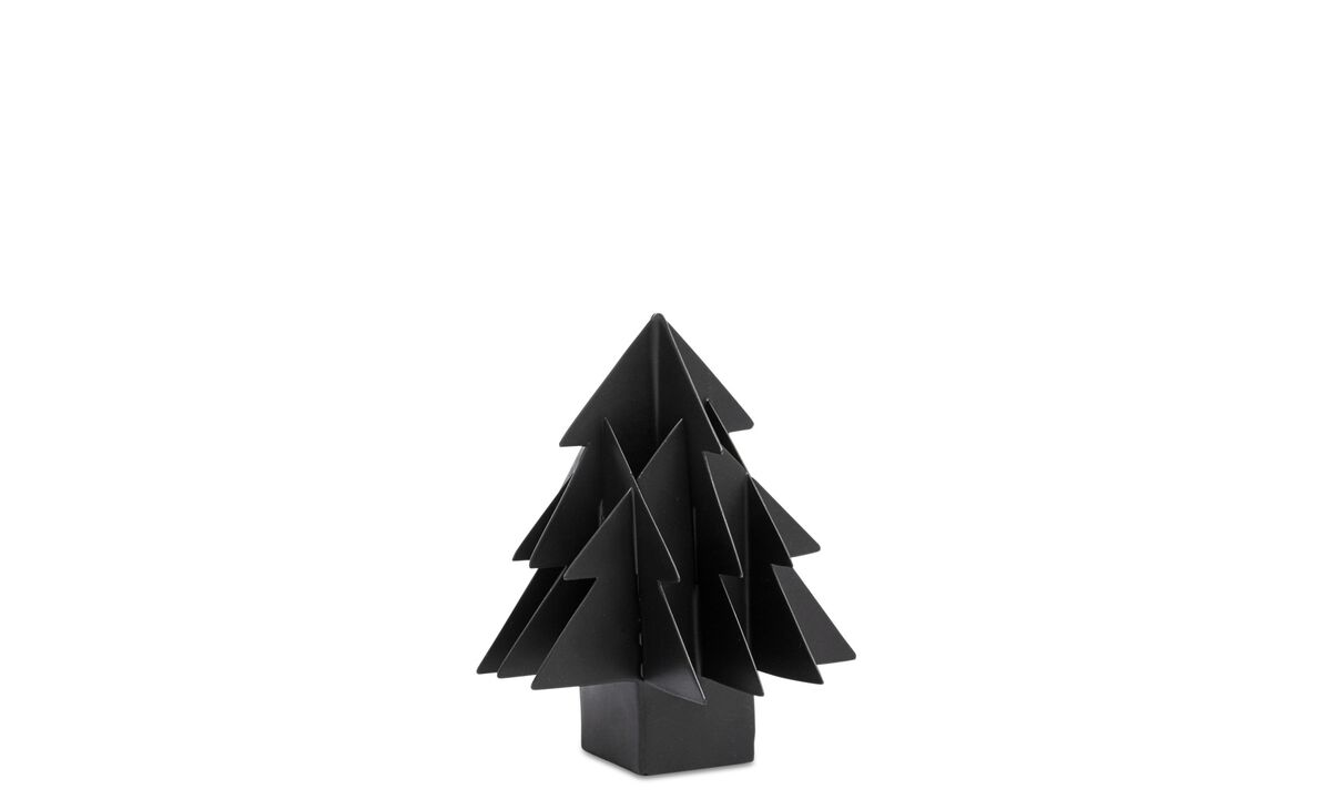Skulpturen - Christmas Tree Skulptur - Metall