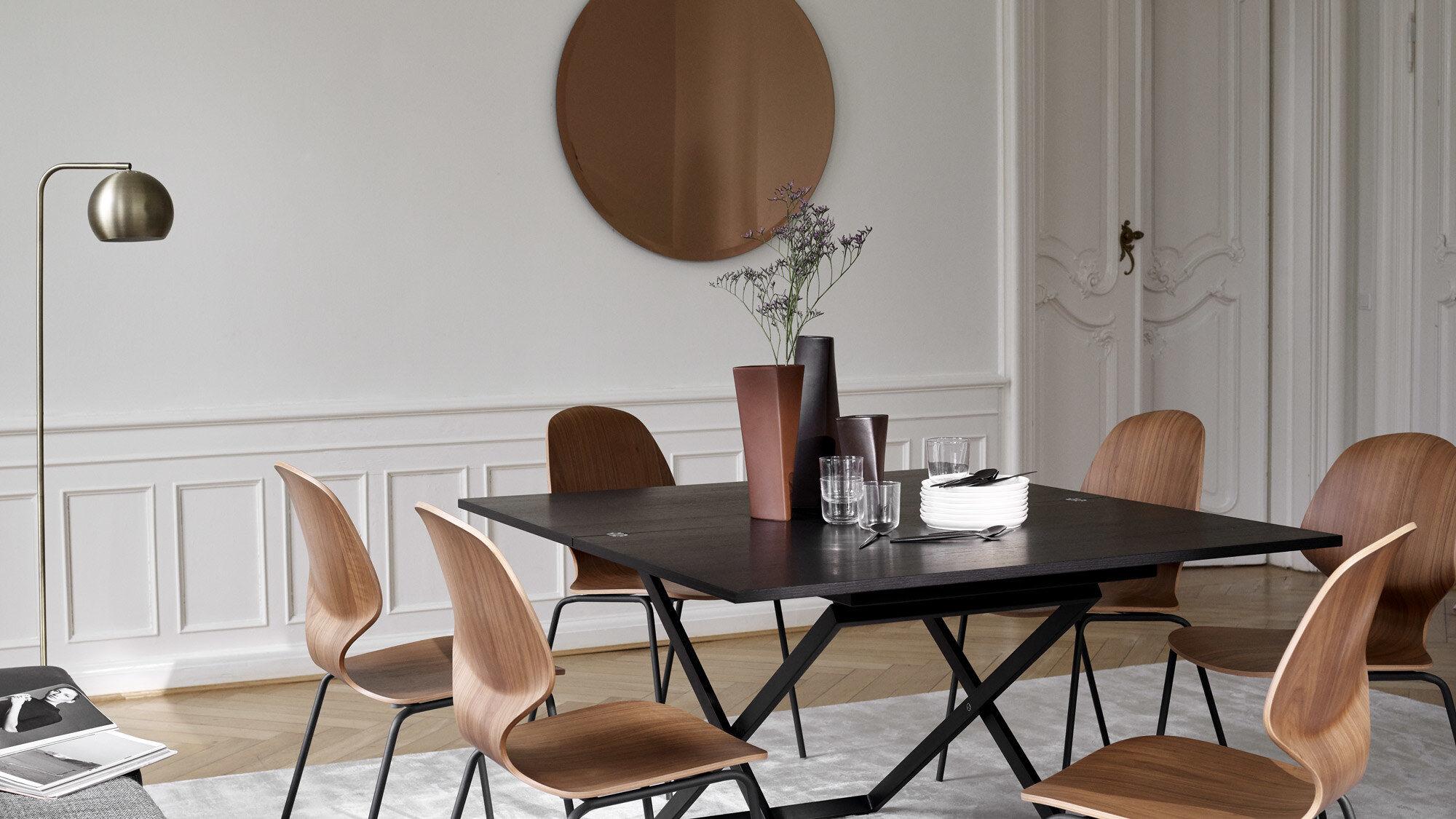 コーヒーテーブル ダイニングテーブル ボーコンセプト