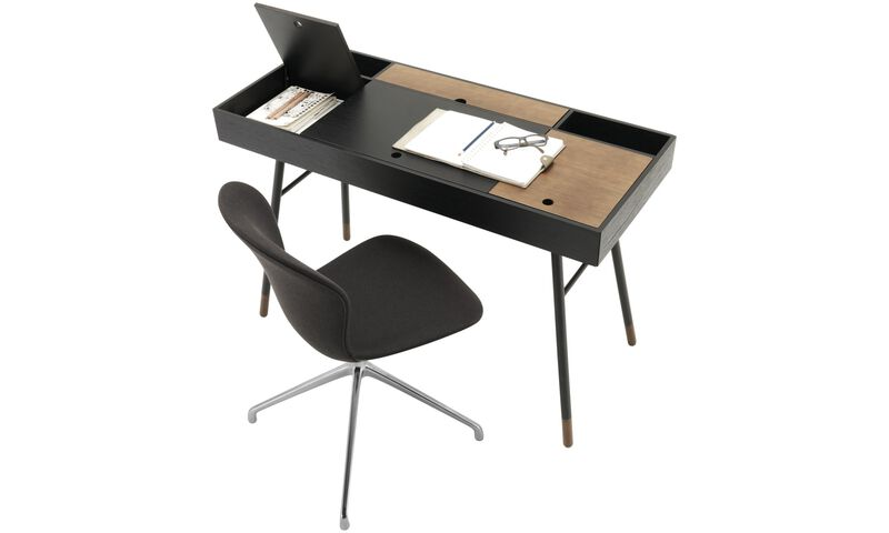 Desk Cupertino Desk Boconcept