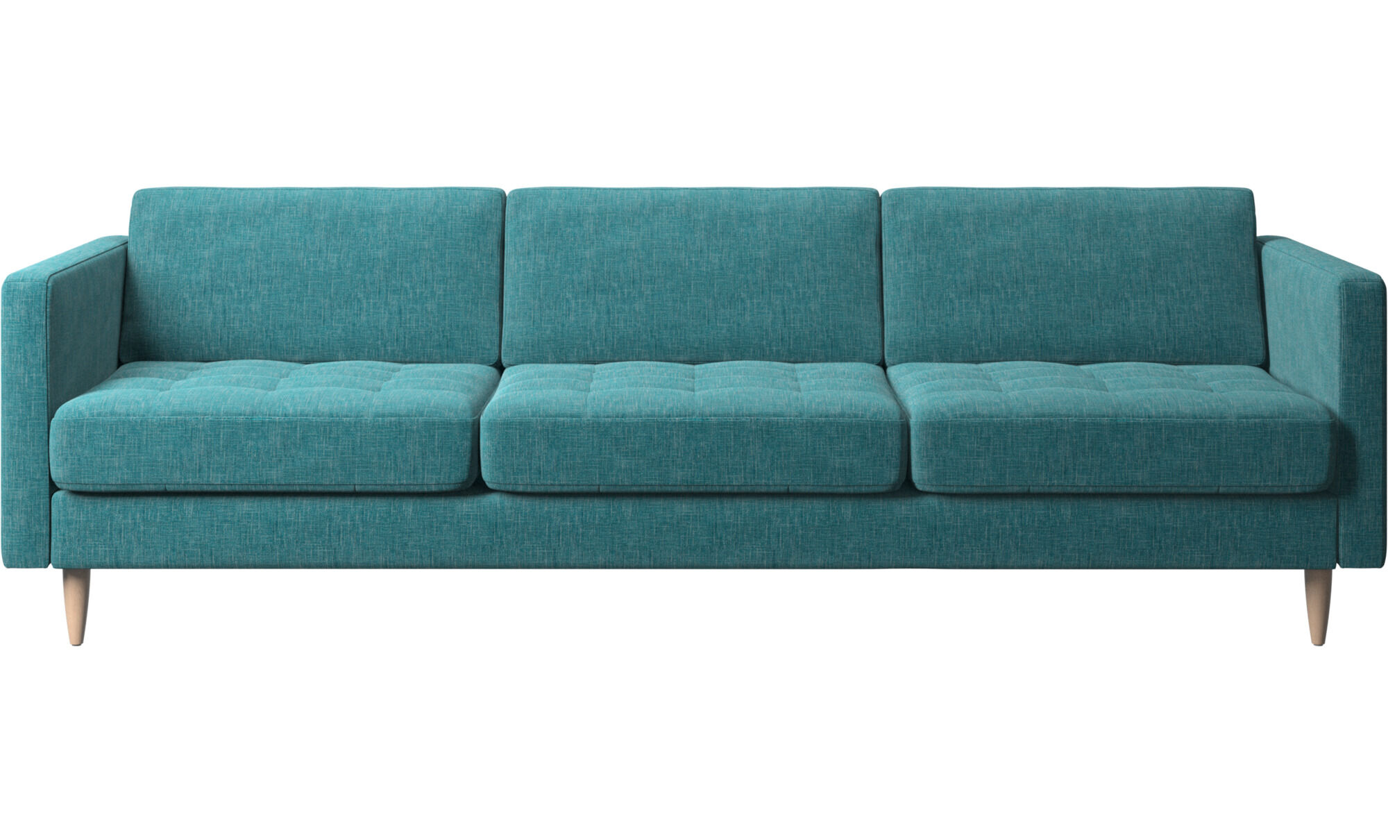 nuevos diseos sof osaka asiento capiton en azul tela