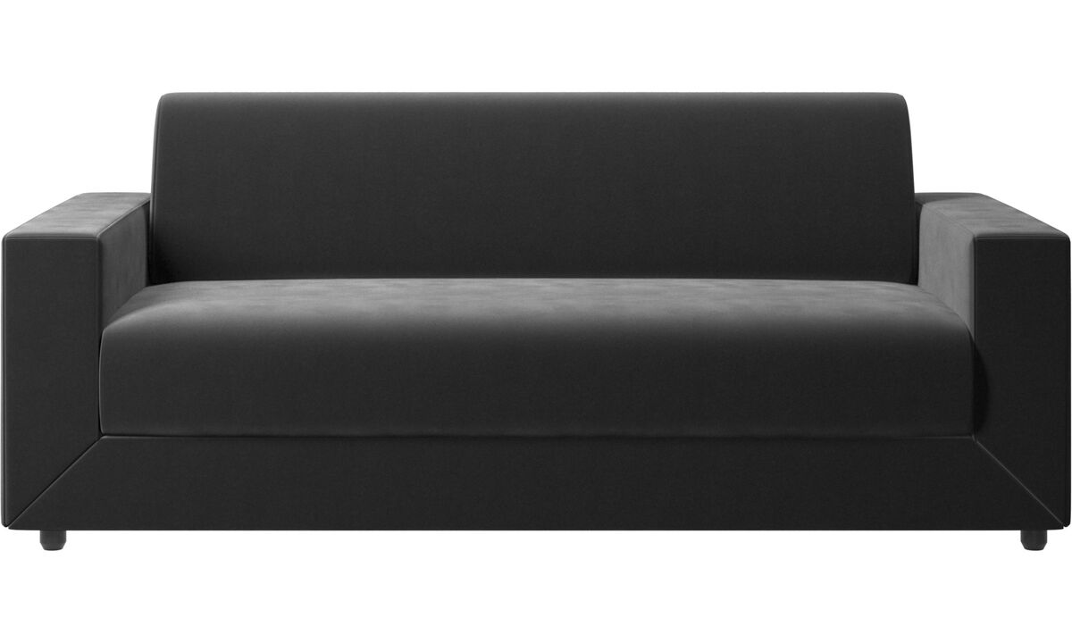 Sofa beds - Stockholm sofa bed - Black - Fabric