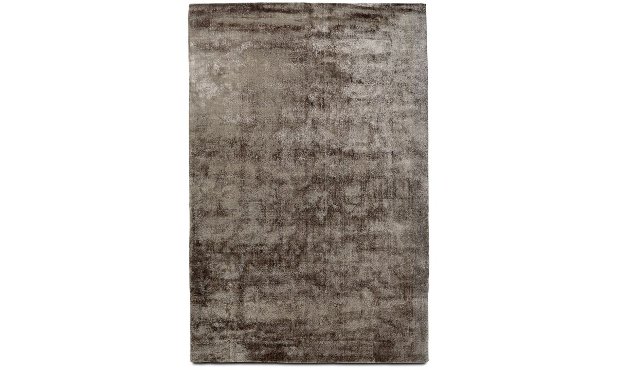Rectangular rugs - Elegance rug - rectangular - Grey - Fabric