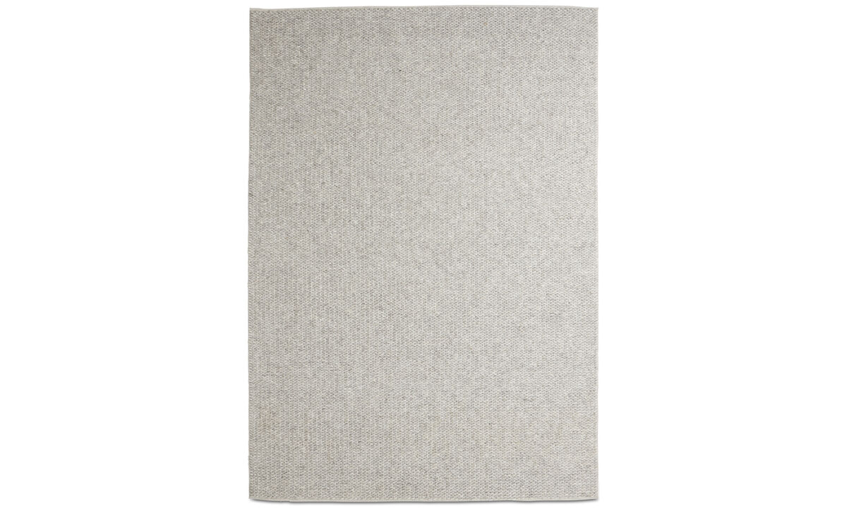 Rectangular rugs - Scandinavia rug - rectangular - Grey - Wool